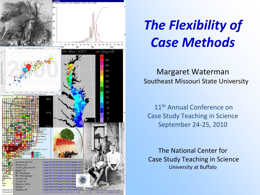 The Flexibility of Case Methods