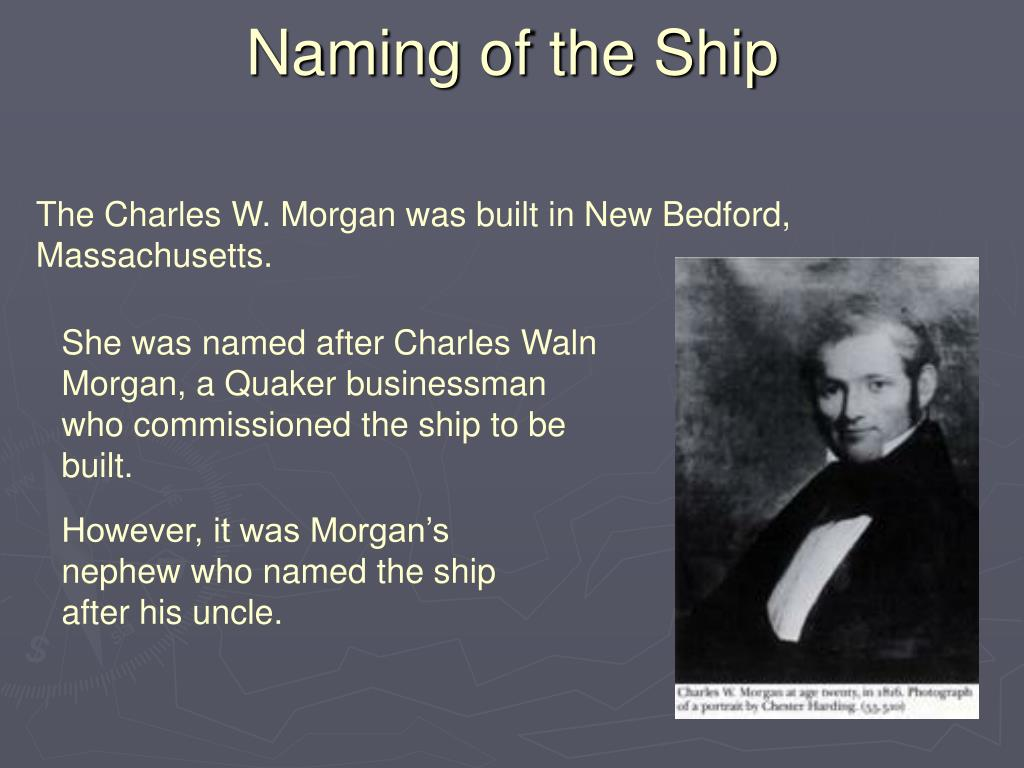Naming of the Ship