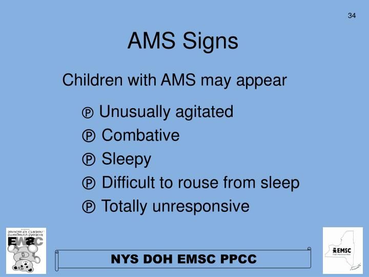 AMS Signs