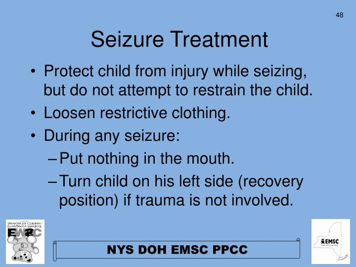 Seizure Treatment