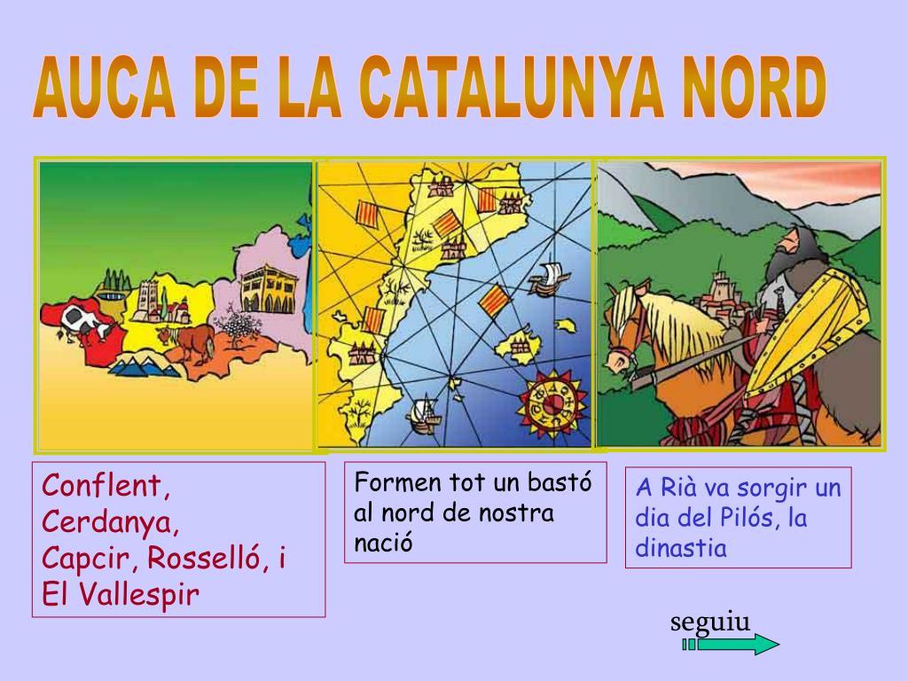 AUCA DE LA CATALUNYA NORD