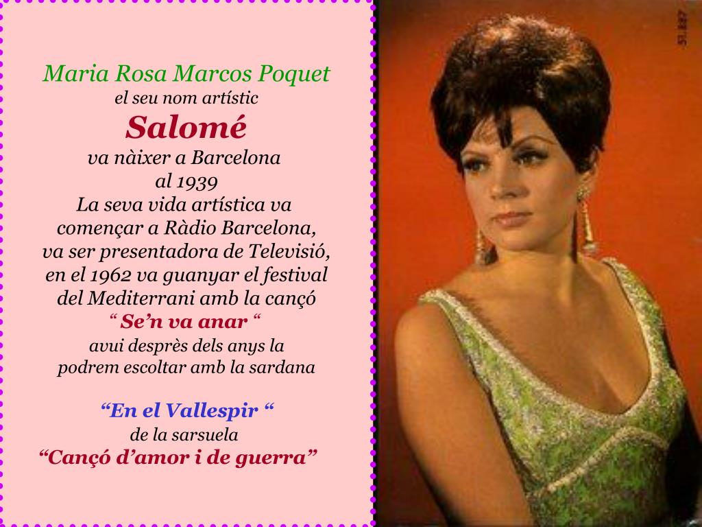 Maria Rosa Marcos Poquet