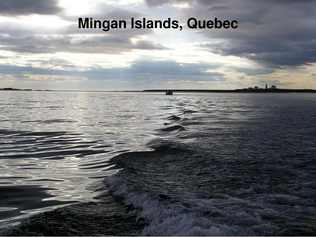 Mingan Islands, Quebec