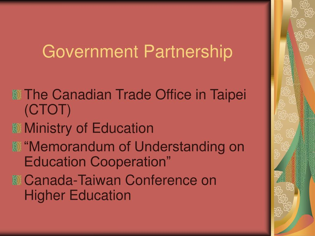 Government Partnership