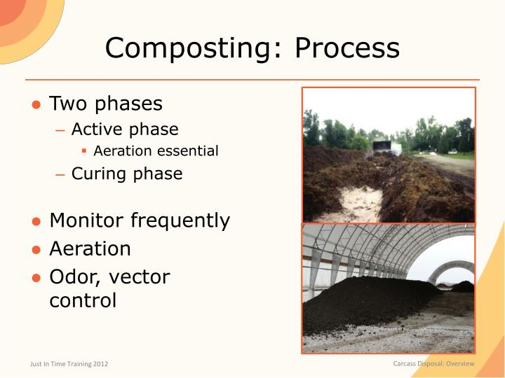 Composting: Process
