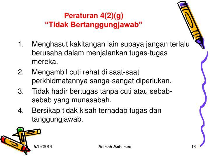 Peraturan