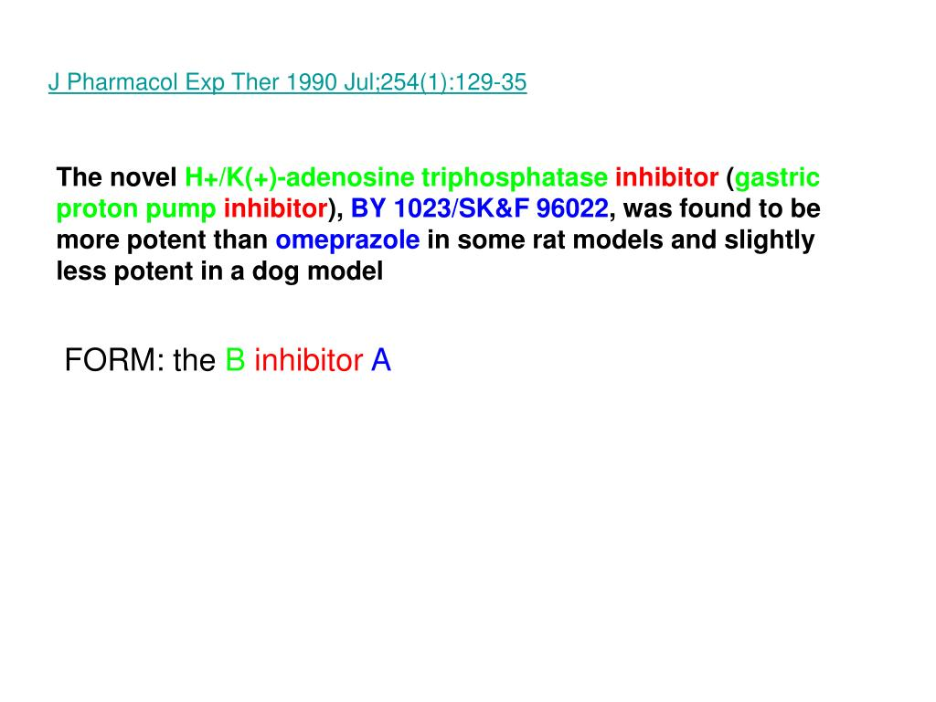 J Pharmacol Exp Ther 1990 Jul;254(1):129-35