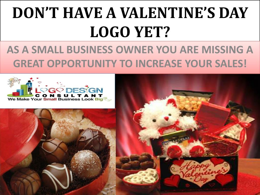 DON'T HAVE A VALENTINE'S DAY LOGO YET?