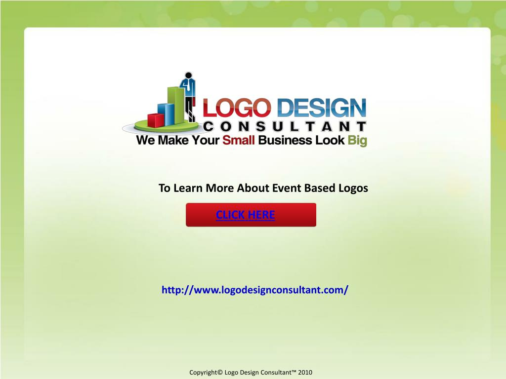 To Learn More About Event Based Logos