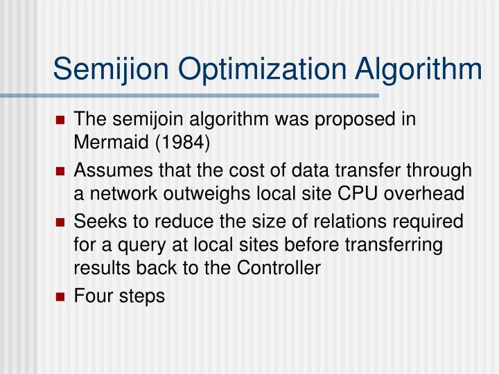 Semijion Optimization Algorithm