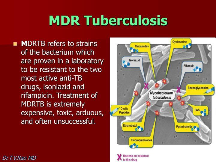 MDR Tuberculosis