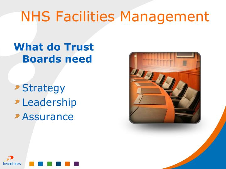 NHS Facilities Management