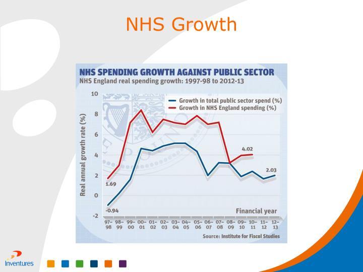 NHS Growth