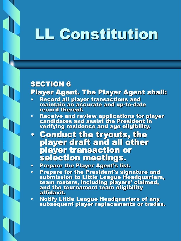 LL Constitution