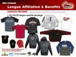 league affiliation benefits11