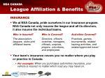 league affiliation benefits16