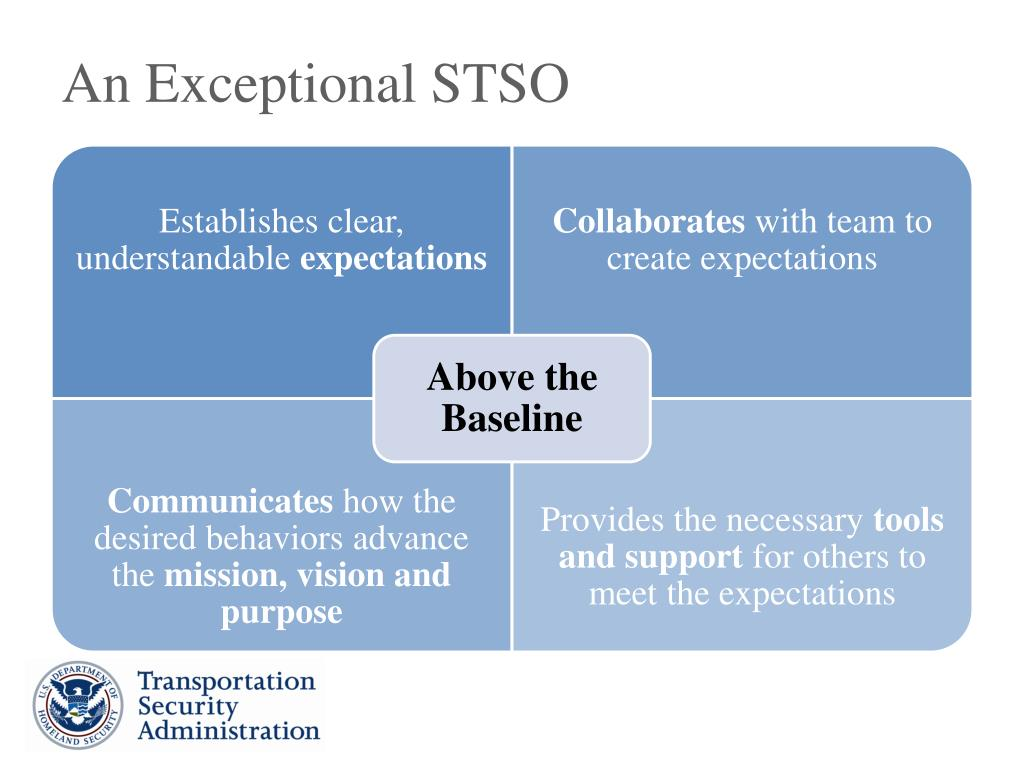 An Exceptional STSO