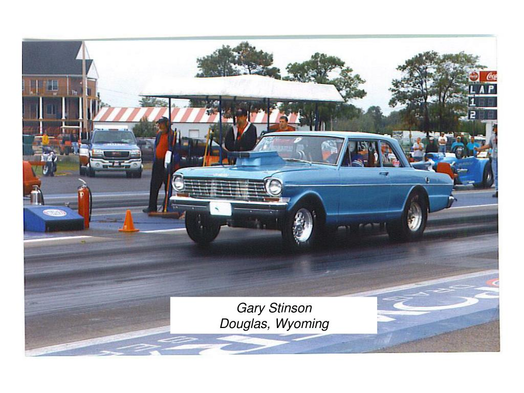 Gary Stinson