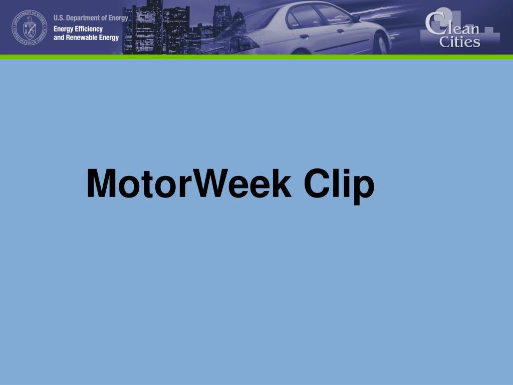MotorWeek Clip