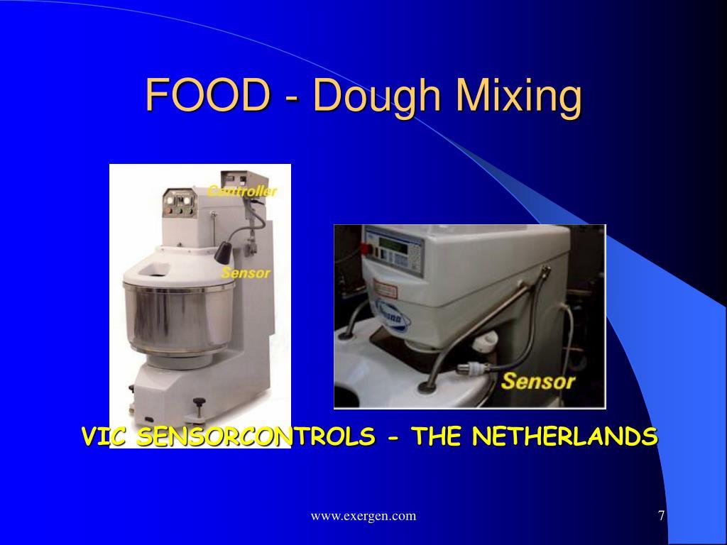 FOOD - Dough Mixing