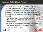 insurance related legal trends10