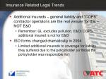insurance related legal trends9
