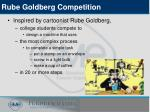rube goldberg competition