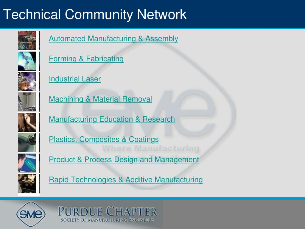 Technical Community Network