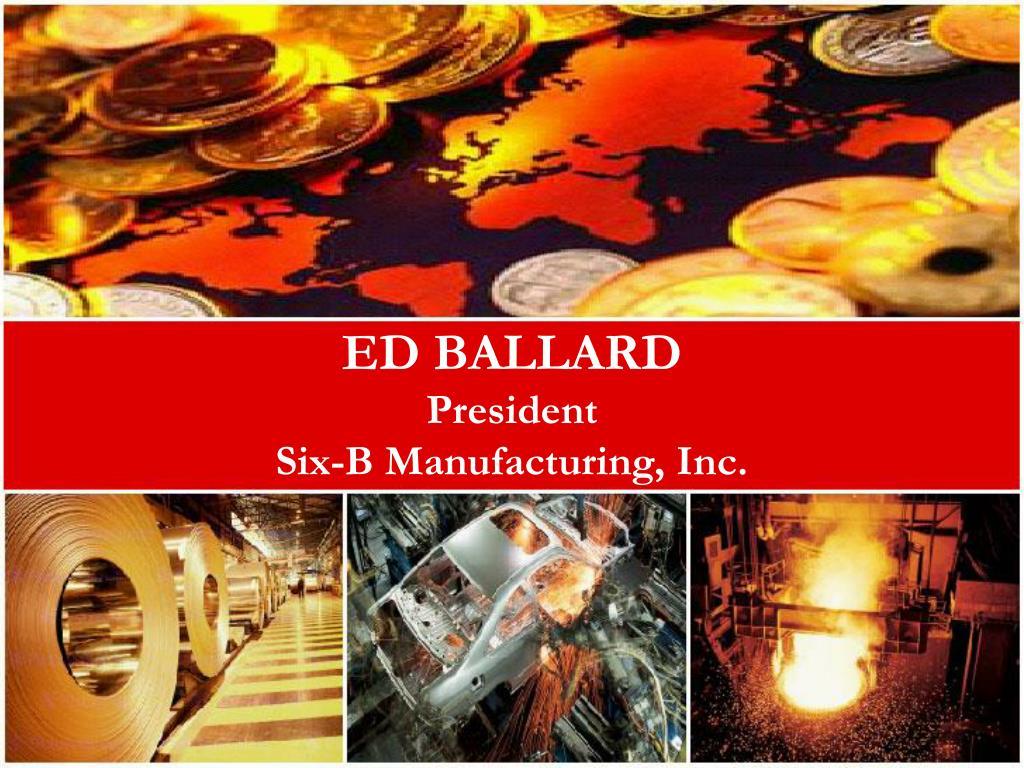 ED BALLARD