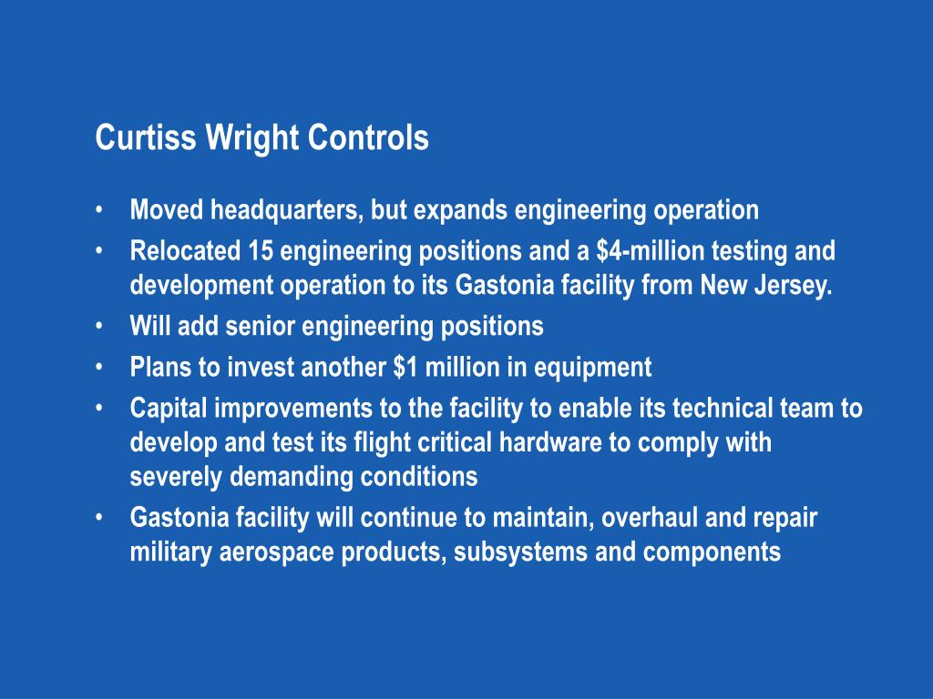 Curtiss Wright Controls