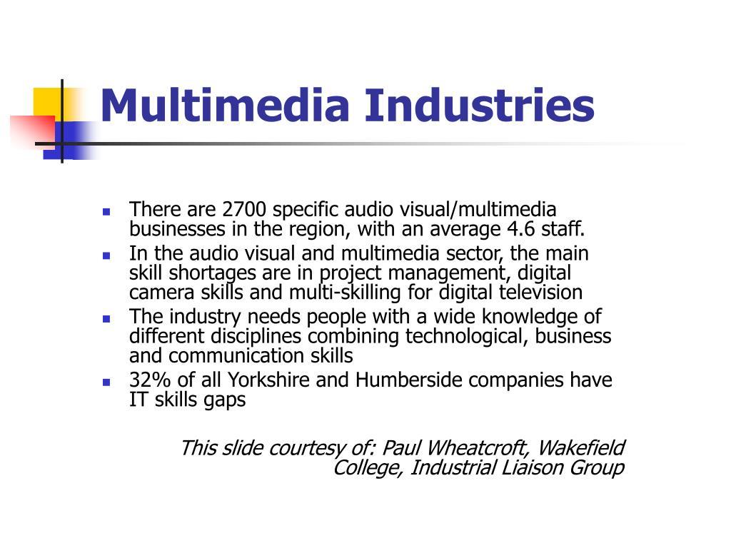 Multimedia Industries
