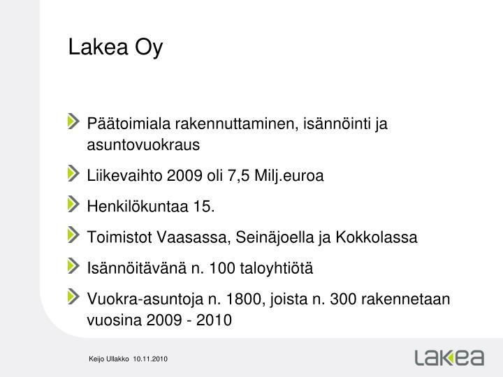 Lakea Oy