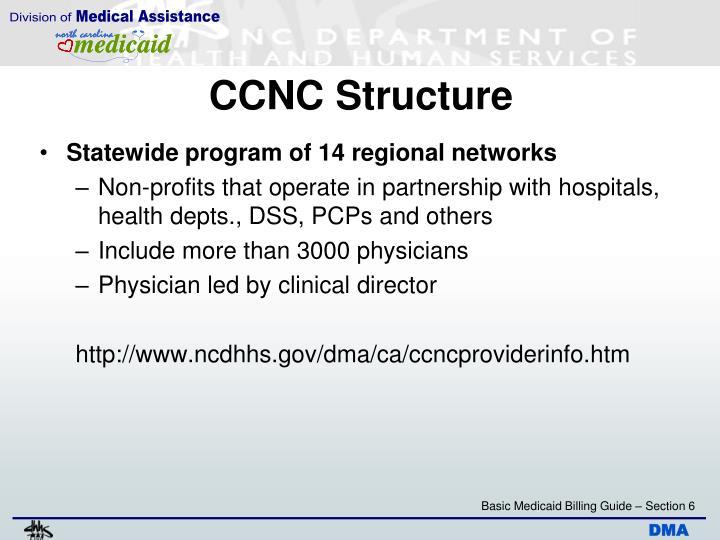 CCNC Structure