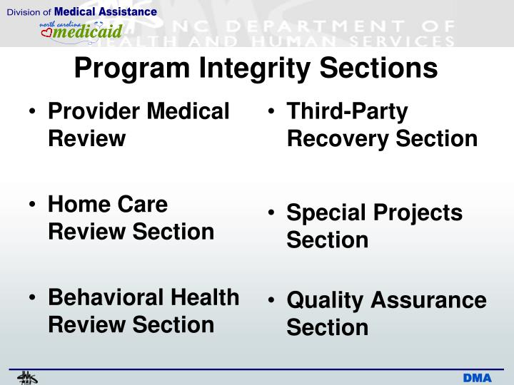 Provider Medical Review