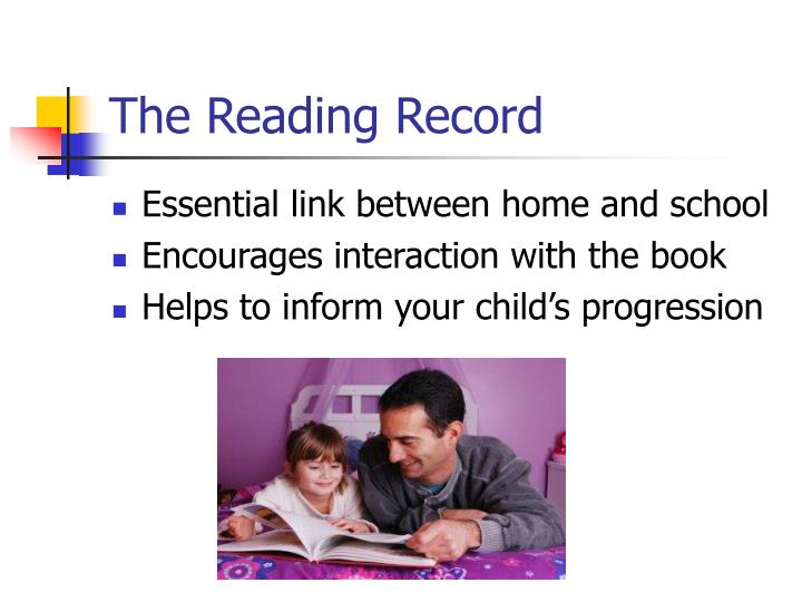 The Reading Record