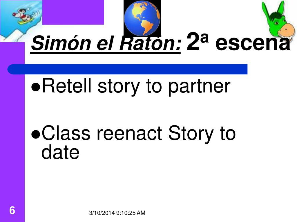 Simón el Ratón: