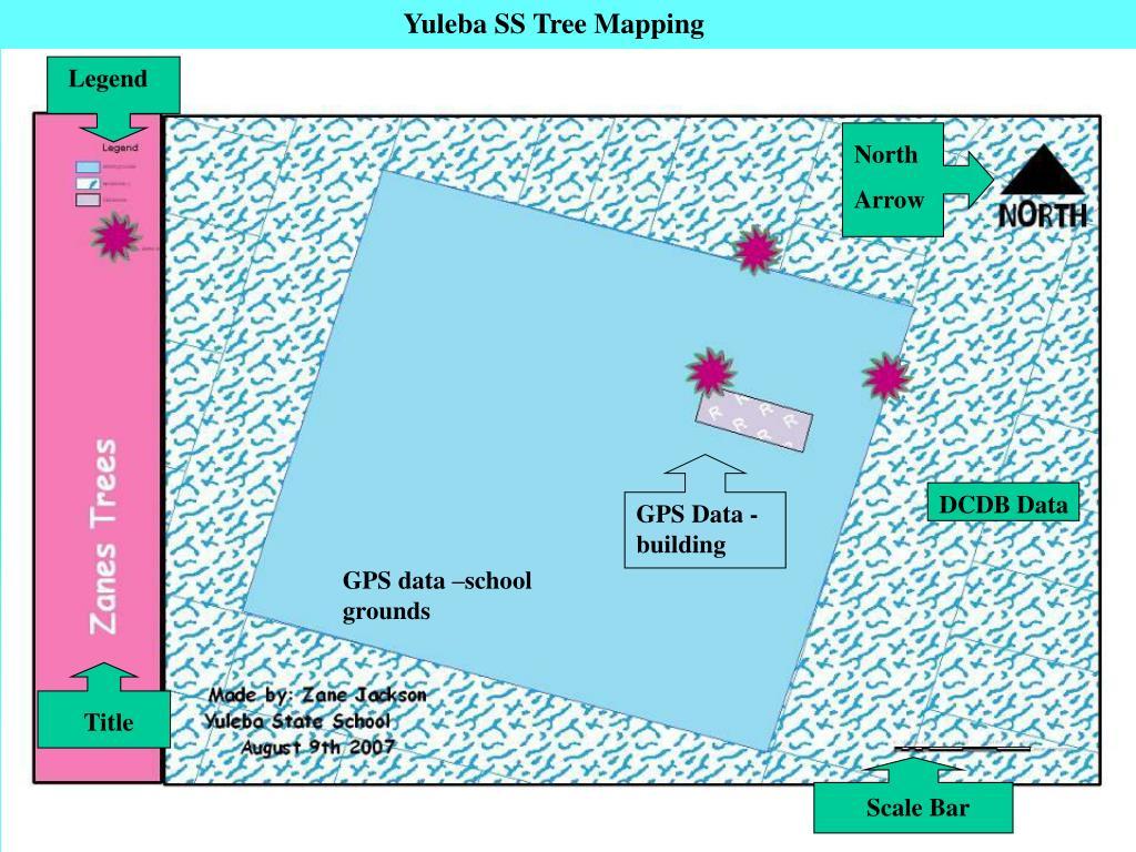 Yuleba SS Tree Mapping