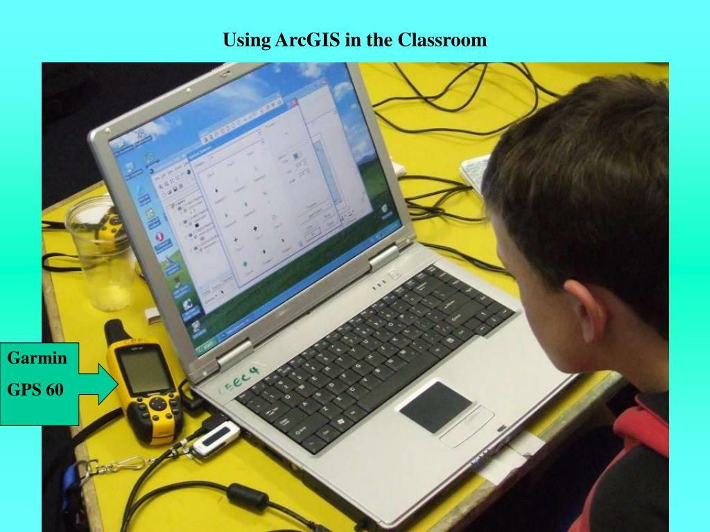 Using ArcGIS in the Classroom