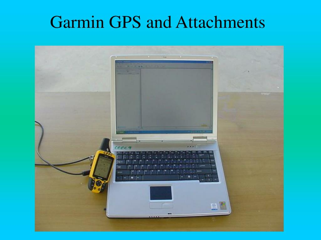 Garmin GPS and Attachments