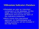 millennium indicators database4
