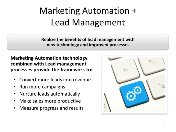 Marketing Automation +