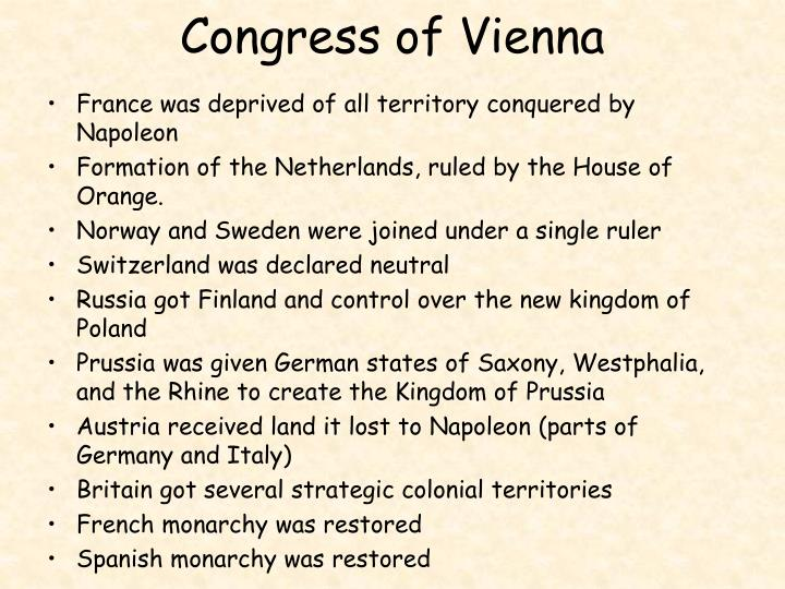 Congress of vienna1