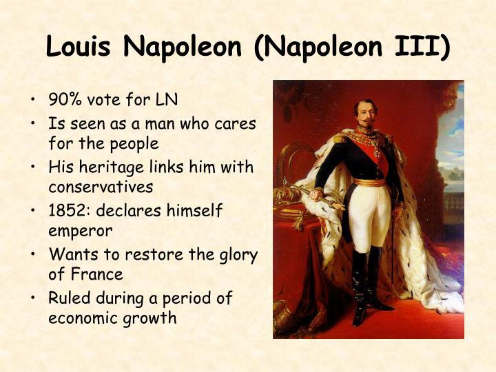Louis Napoleon (Napoleon III)
