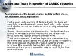 bazaars and trade integration of carec countries19