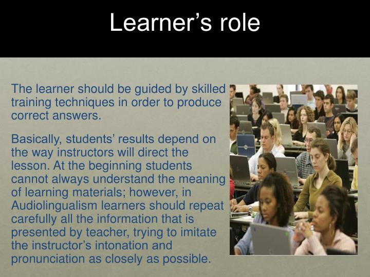 Learner's