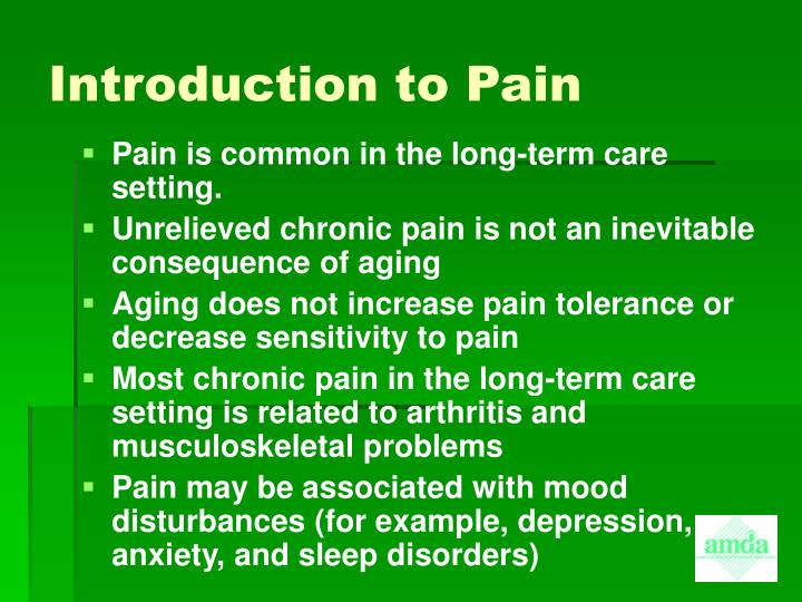 pain management interventions and chronic pain disorders Depending on whether the pain is acute or chronic, management  the fact is that chronic pain disorders,  the author states treatment of chronic pain disorder.