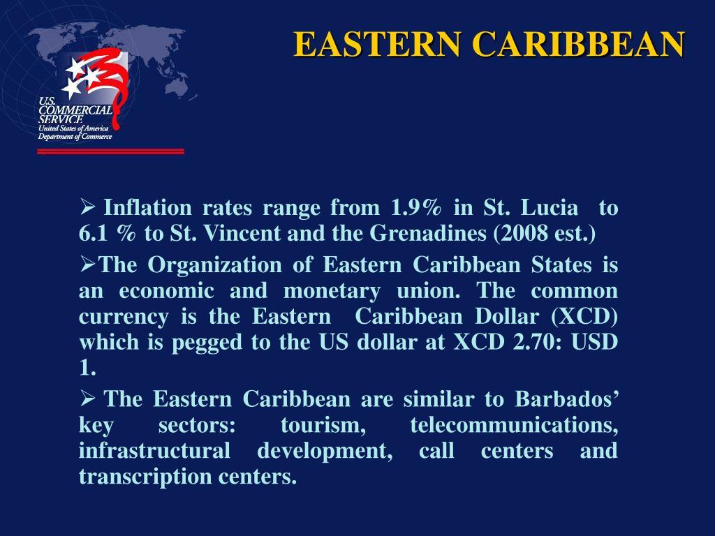 EASTERN CARIBBEAN