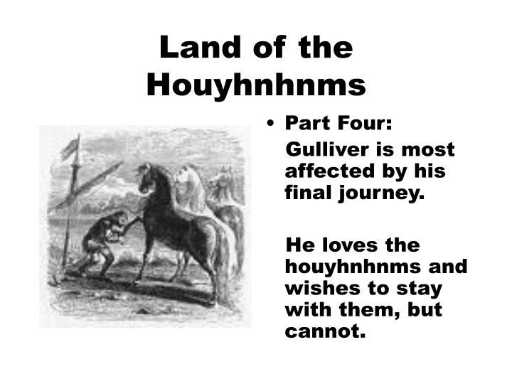 Land of the Houyhnhnms
