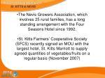 agrotourism snapshot st kitts nevis