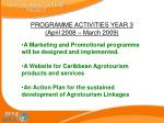 iica oas agrotourism project12